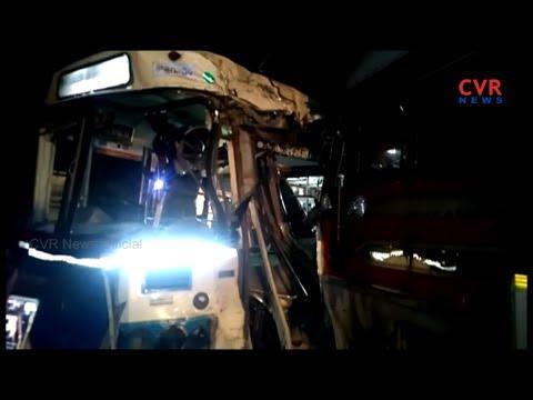 ఖమ్మం జిల్లాలో రోడ్డు ప్రమాదం | Road Accident at Venkatapalem | Khammam District | CVR NEWS