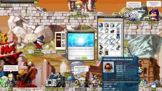 MapleStory empty socket & nebulite guide