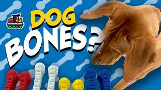 Did you know TrainLab makes dog bones? Now you can get them too! | Wooden Railway Track Connectors