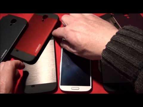 Cover Motomo Samsung Galaxy S3 S4 Note 2 e Note 3