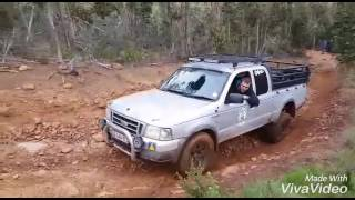 4x4 Fun Navara Hilux Ford Ranger Jeep Mahindra and friends!