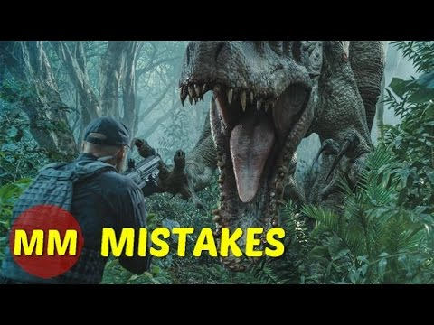 Jurassic World Movie Mistakes, Goofs, Facts, Scenes, Bloopers, Spoilers and Fails