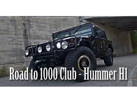 Forza Horizon Road to 1000 Club Ep 4 Hummer H1 Alpha