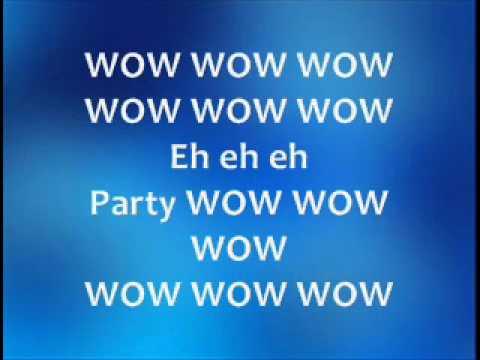 Inna - Wow [lyrics] video