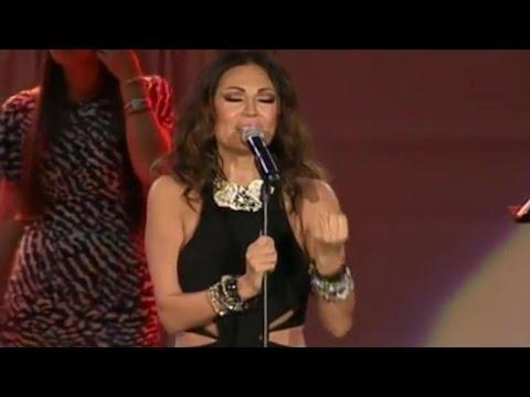 Ceca - Ja cu prva - (LIVE) - (Usce 2) - (TV Pink 2013)