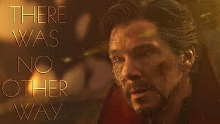 (Marvel) Doctor Strange | There Was No Other Way