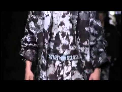 Versace Menswear Fall 2012/13 Full Fashion Show
