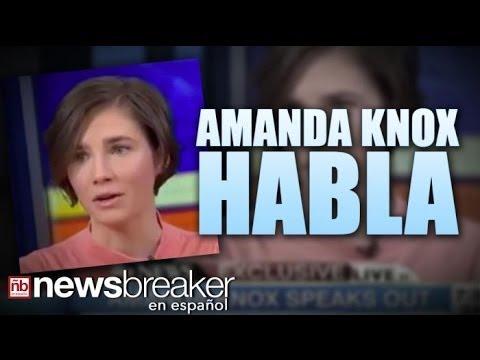 AMANDA KNOX HABLA: La Justicia Italiana vuelve a Condenar a la Joven Americana por Asesinato