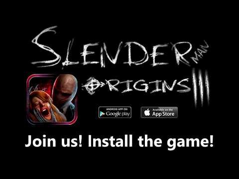 Slender Man Origins 3: Abandoned School (iOS & Android game)