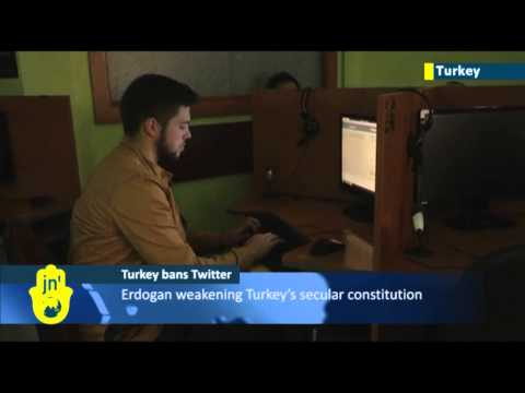 Turkey bans Twitter: Embattled PM Erdogan blocks Twitter in Turkey