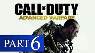 Call of Duty Advanced Warfare Walkthrough Part 6 No Commentary [1080p HD] Xbox 360 Gameplay