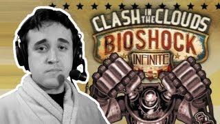CONFRONTO NAS NUVENS - Bioshock Infinite