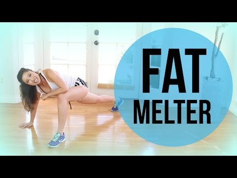 Flat Stomach Fat Melter! video