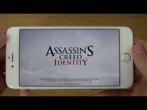 Assassin's Creed Identity iPhone 6 Plus 4K Gameplay Review