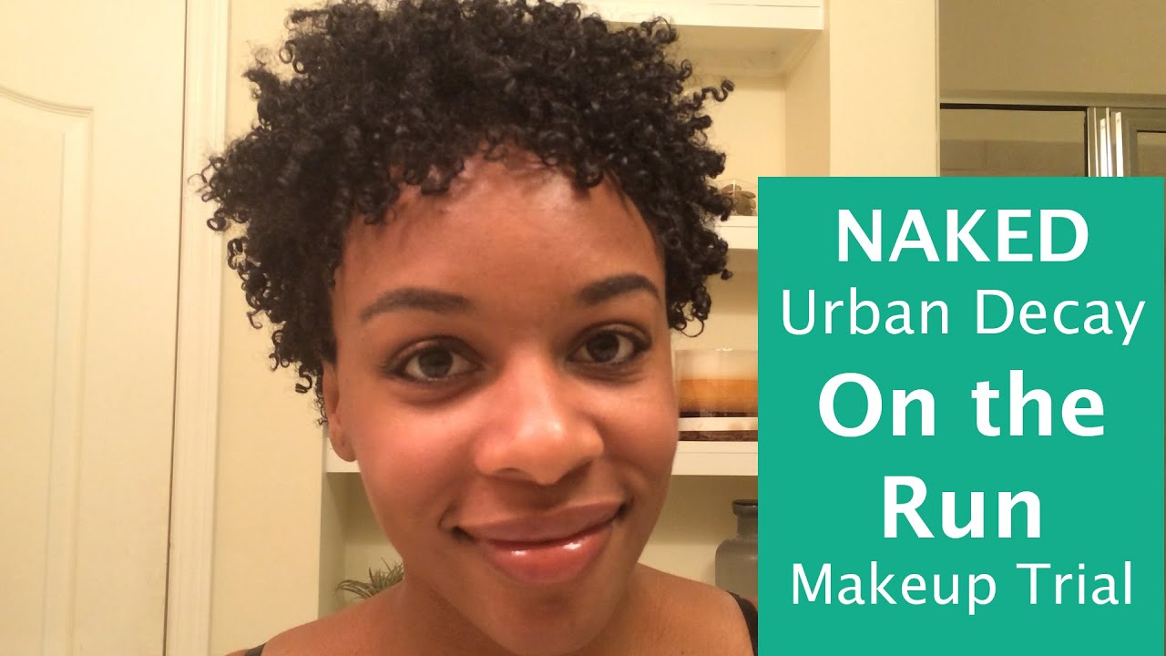 First Time Trying Urban Decay