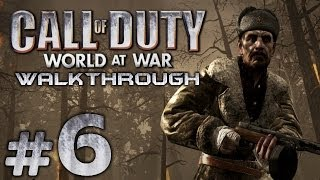 Прохождение Call of Duty 5: World at War — Миссия №6: ВЫЖИГАЙ ИХ!