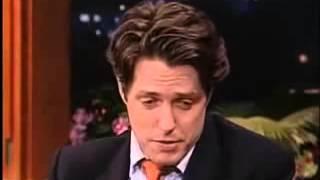 Hugh Grant interview   Tonight Show 1995