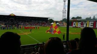 Go Ahead Eagles - NEC 14-08-2016
