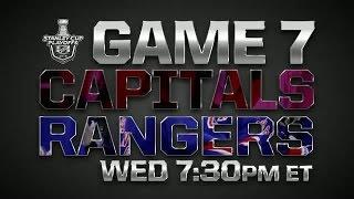 Capitals Vs Rangers Game 7 Trailer