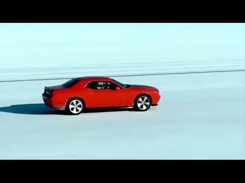 USA Muscle Car road trip pt 3: Bonneville salt flat speed - Top Gear - BBC