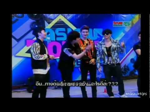[Eng Sub]130316 Asian Lover Special #SJMBKK Play Game Part 1