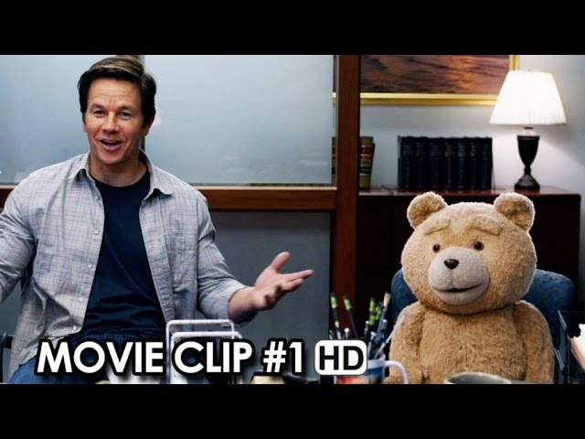 Ted 2 UK Movie CLIP #1 (2015) - Seth McFarlane, Mark Wahlberg HD