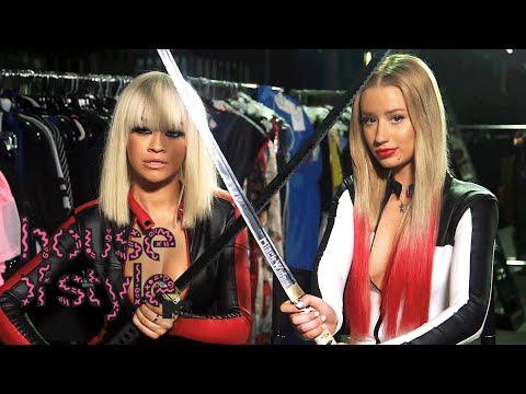 House Of Style (Season 2) | Iggy Azalea & Rita Ora in 'Black Widow' (Episode 2) | MTV