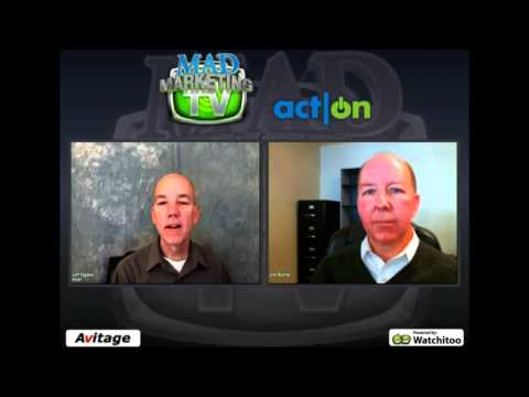 More Content Marketing with Jim Burns -- Mad Marketing TV Ep 6 - The After Party