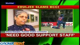 Diana Edulji wants BCCI to take women cricket seriously