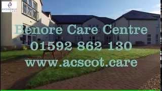 Benore Care Centre Aerial