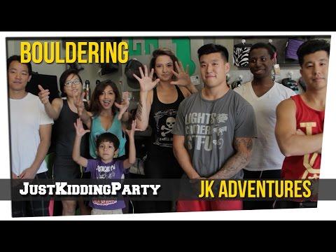 Bouldering - JK Adventures