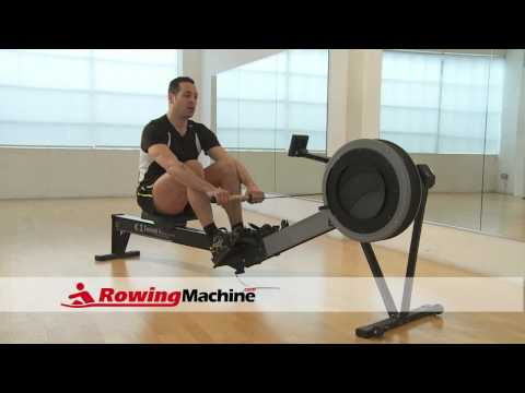 Rowing Machine -  Endurance Training (FatBurn) Image 1