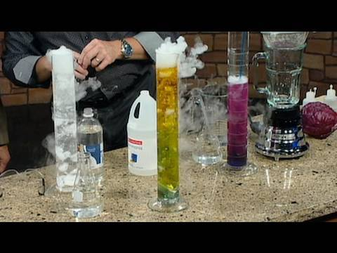 Red Cabbage Chemistry - Cool Science Experiment