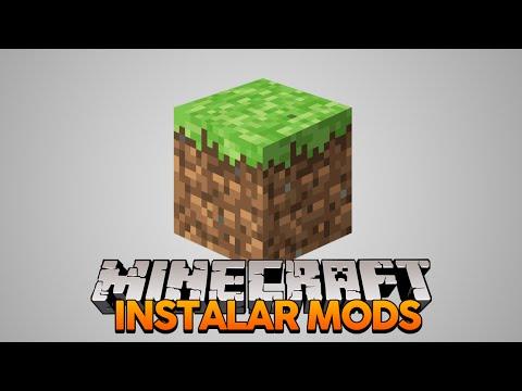 Minecraft: COMO INSTALAR MODS!!!