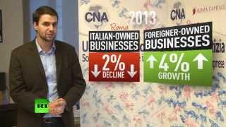 Italie: les entreprises issues de l'immigration résistent mieux à la crise