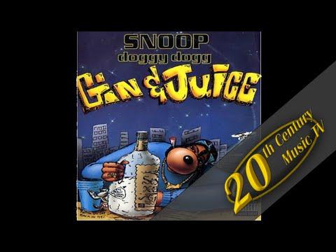 Snoop Doggy Dogg - Gin & Juice (music video)