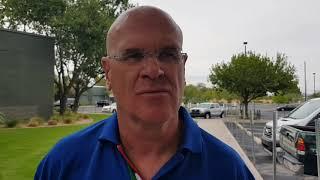 Gilberto Gerali commenta il successo dell'Italia contro i Chicago White Sox