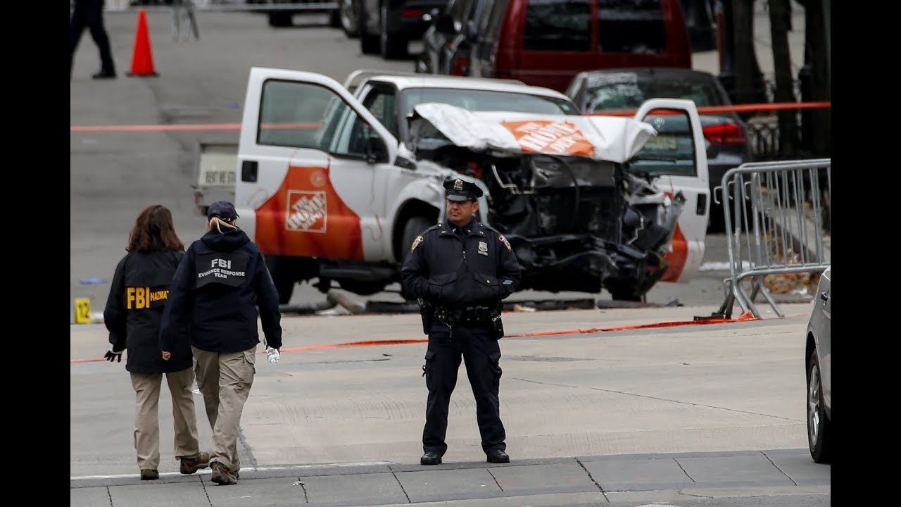 Trucks become weapon of choice for terrorist attacks