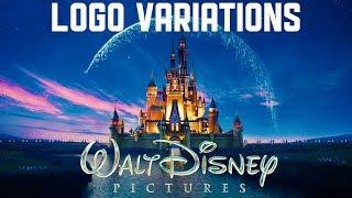 Walt Disney Pictures Logo History (1985-present)