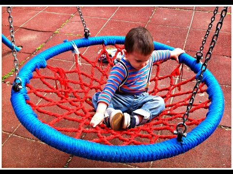 Outdoor Playground Family Fun Park for Kids by Ingrid Surprise