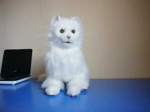 FurReal Friends robot cat / Yume Neko Smile (2nd version)
