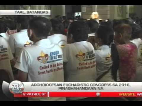 TV Patrol Southern Tagalog - November 24, 2014