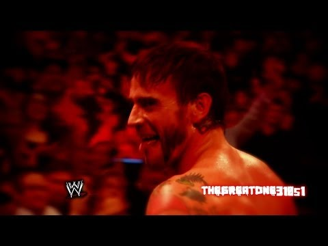 WWE CM Punk Custom Titantron 2014 (1080p Full HD)
