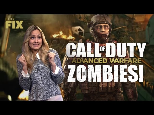 Celebrities in COD Zombies & GTA V Support - IGN Daily Fix