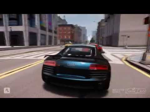 GTA IV - 2015 Audi R8 Competition (HD)