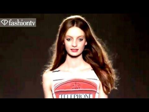 Moschino Cheap & Chic by Rossella Jardini  Fall 2011 Milan FW | FashionTV – FTV.com