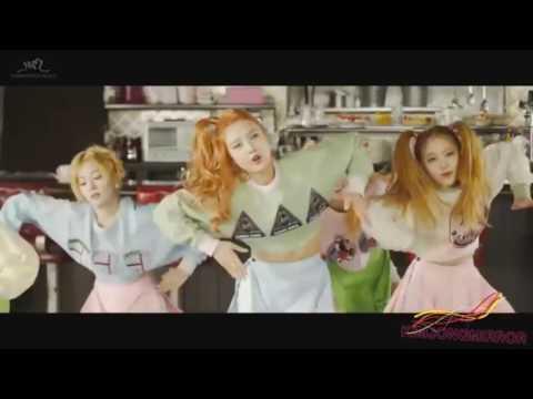 BTS FIRE X RED VELVET ICE CREAM CAKE MASHUP [FMV]