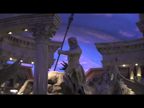 The Forum Shops at Caesars Palace, Las Vegas, Nevada, USA