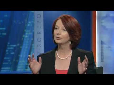 Gillard under scrutiny