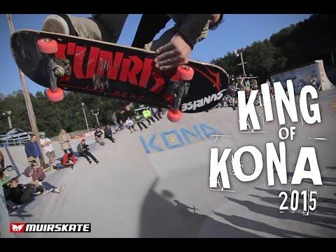 King of Kona 2015 | MuirSkate Longboard Shop